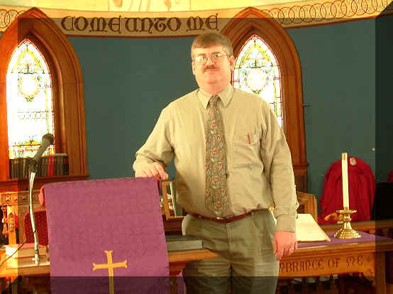 Pastor Dan Ames - Moosup United Methodist Church